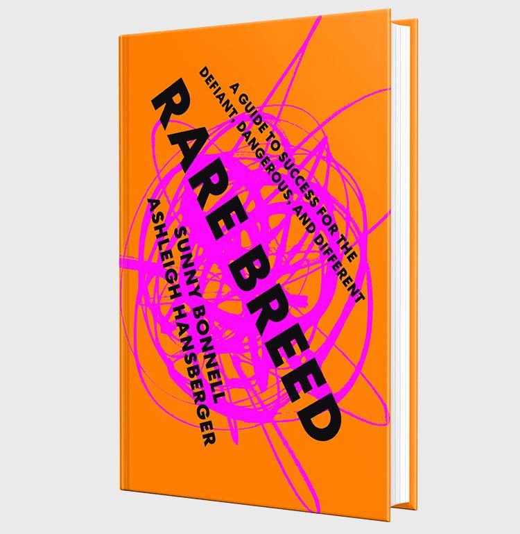rare breed book