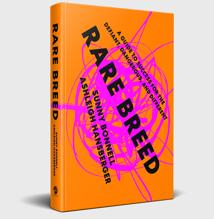 rare breed book